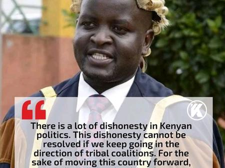 He Should Retire For The Sake Of This Country: Uasin Gishu Speaker Calls Out For Raila's Retirement