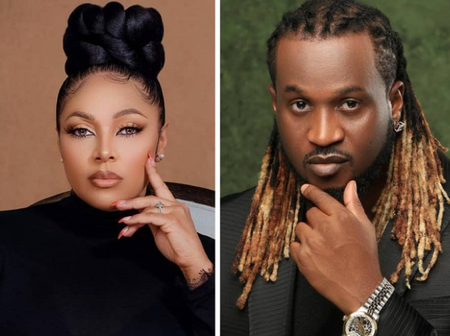 They Don't Know The Evil You Do Behind Closed Doors - Paul PSquare Blasts Peter's Wife Over Birthday