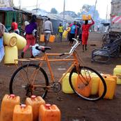 Dry taps in the city are becoming another headache for Kenyans.