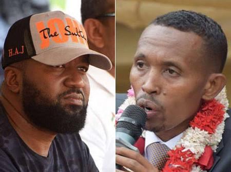 'You Wanted to Stab Me' MP Mohamed Ali Opens Up After Accusing Joho Of Attempted Murder