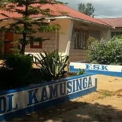 Panic at Friends' School Kamusinga After Student Tests Positive For Covid-19