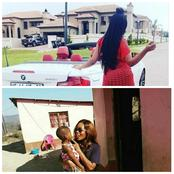 Photos Of Boniswa Langa's House In Joburg VS Her Home In The Eastern Cape|Opinion