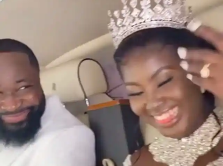 More Wedding Photos From Harrysong, The Popular Nigerian Singer That Got Married To His Wife Today