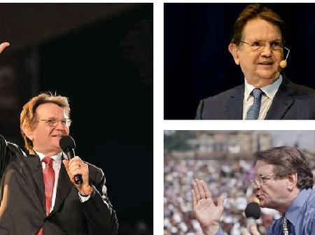 This man's mansion will be very huge in heaven. Reactions as Reinhard Bonnke was remembered today.