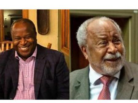 Tito Mboweni shares a funny snap of his future self, Mzansi cracks up