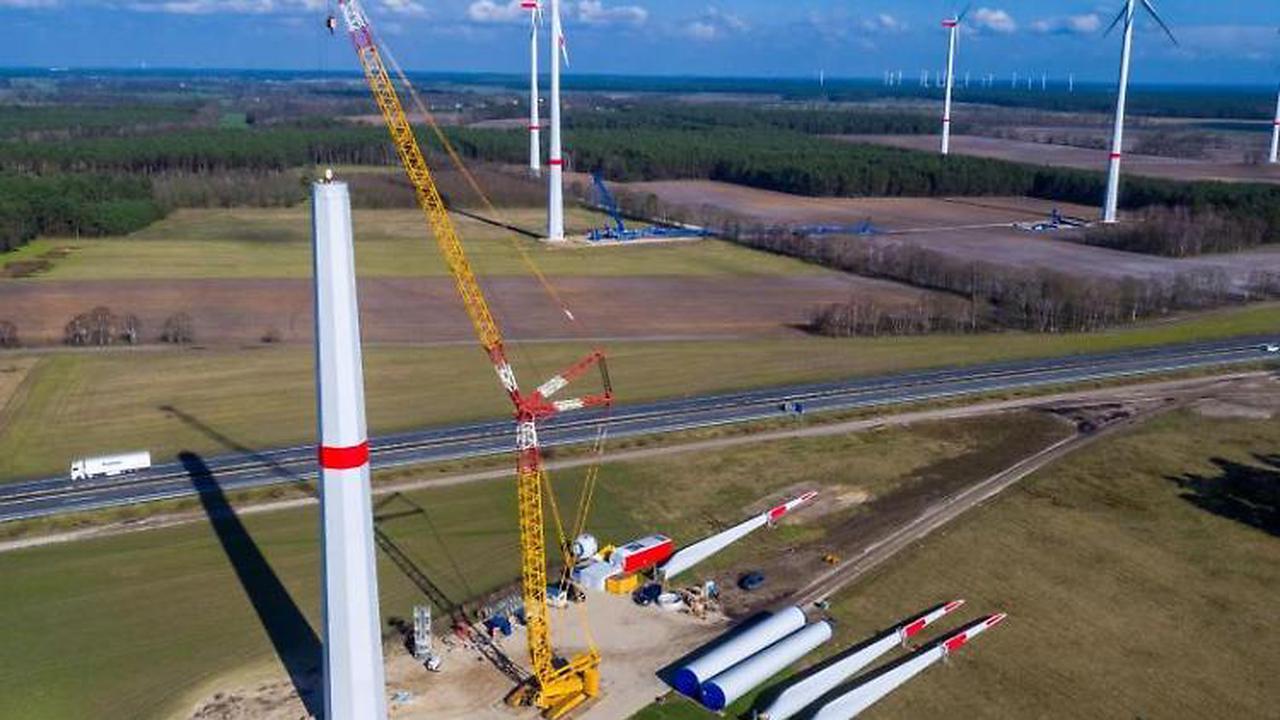Windpark mit kommunaler Beteiligung wird in Hoort eröffnet