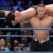 John Cena's Talent in wrestling is amazing, he never gives up