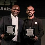 Mosimane wins prestigious award