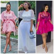 Check Out These Fashionable Styles You Can Sew With Organza Fabrics