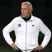 Ex-Amakhosi Coach Ernest Middendorp Revealed Why he Lost the Match against Up the Buccs