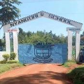Watchman killed by a form three student at Nyango'ri High School