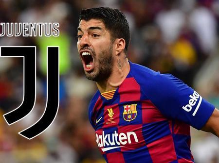 Opinion: The main reason why Luiz Suarez didn't join Juventus