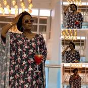 Actress Nafisa Abdullahi Shares New Photos Wearing Glasses