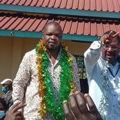 People of Kabuchai Have Spoken - Ford Kenya's Majimbo Kalasinga Beats UDA's Kakai to Claim MP Seat