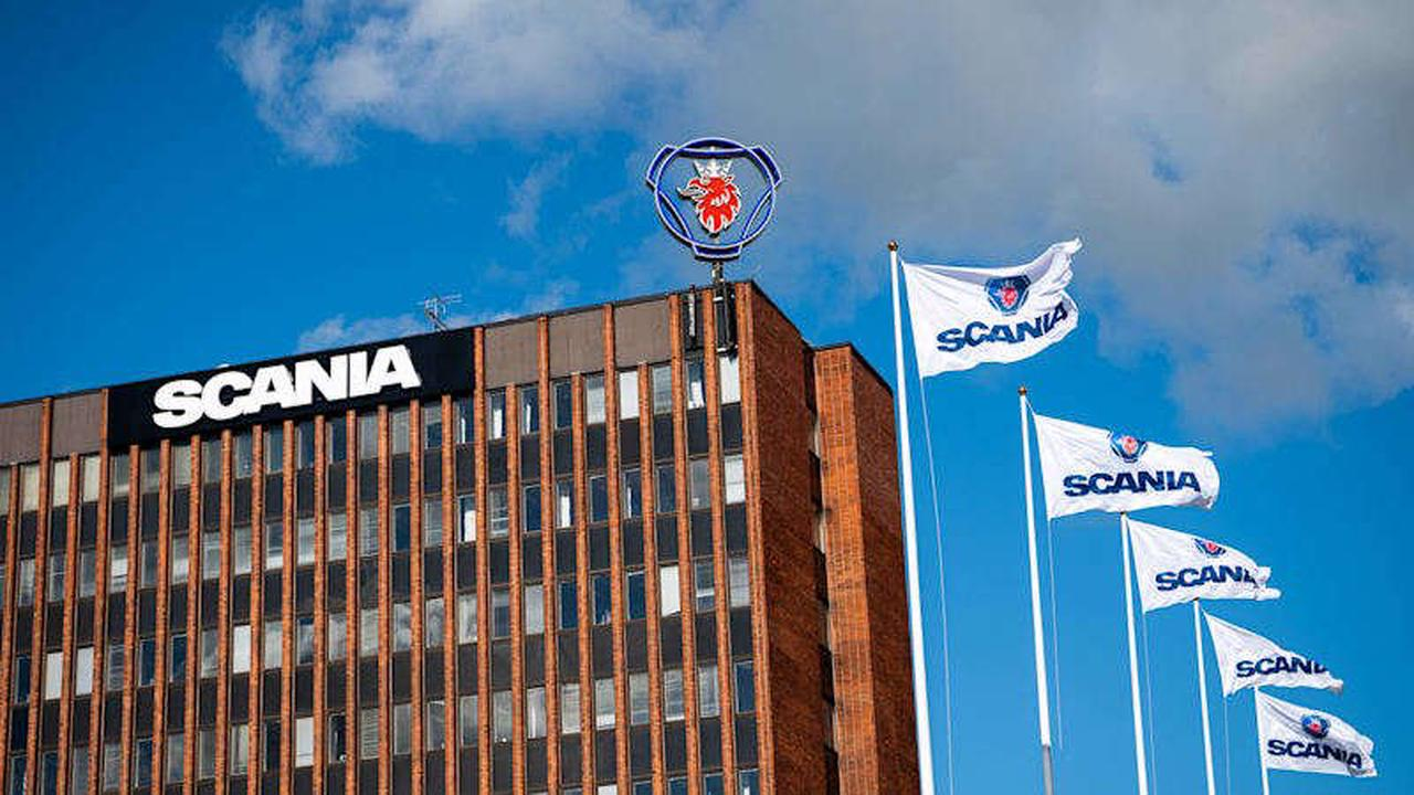 Man convicted of spying on truck maker Scania for the Russians