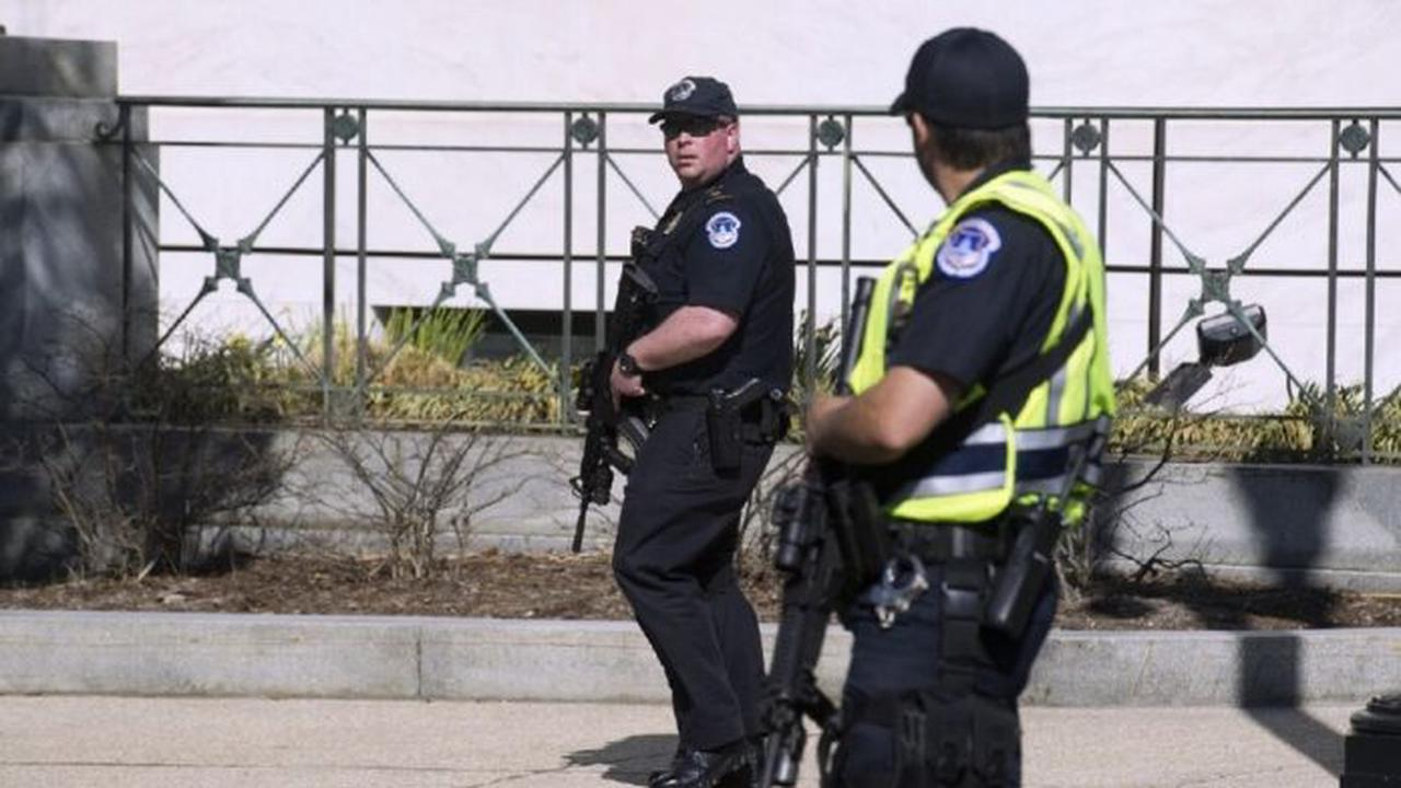 Man arrested at DC checkpoint with loaded handgun and fake inauguration credentials