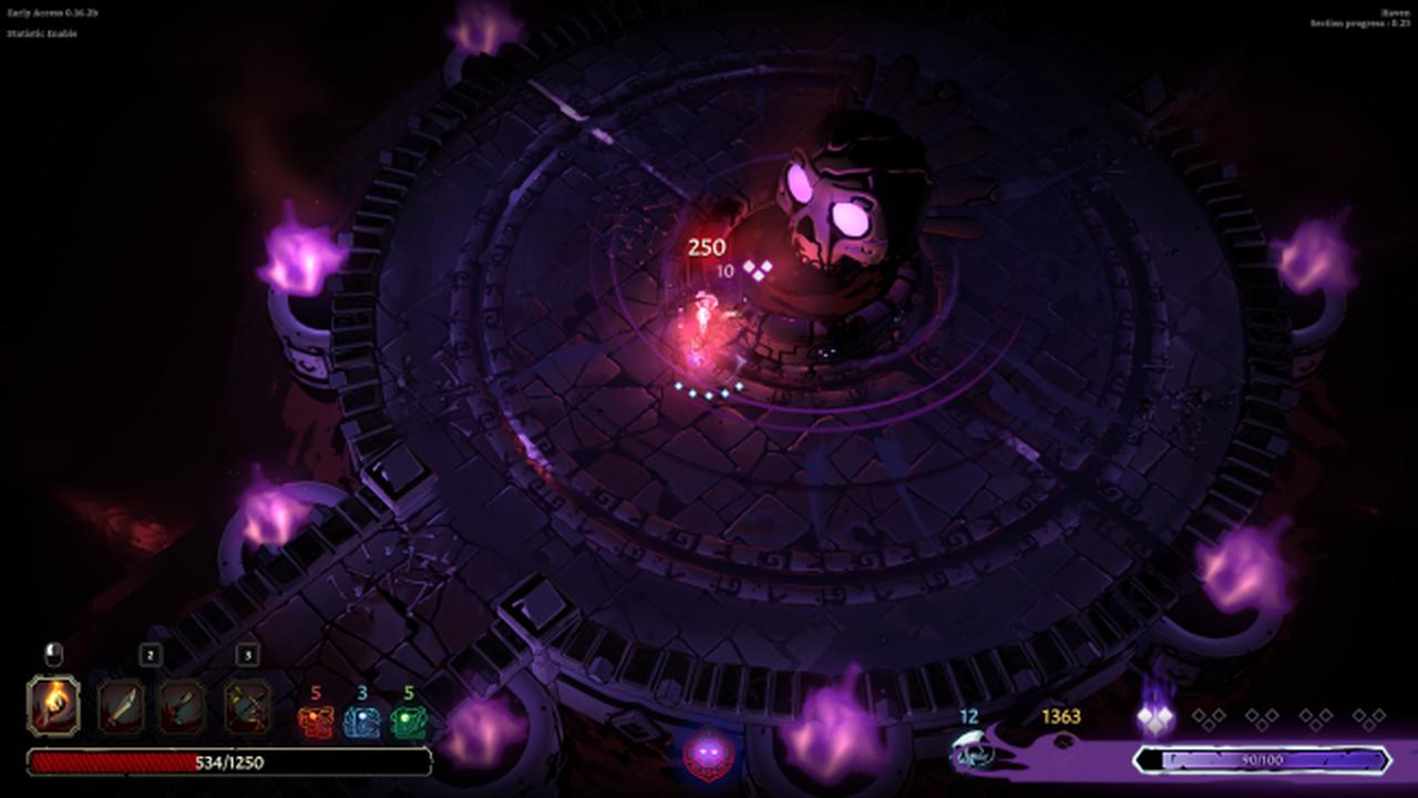 Curse of the Dead Gods prévu pour fin février sur consoles