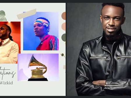 Nigerian gospel artiste, Tommy Tush congratulates Wizkid and Burna Boy over winning Grammy