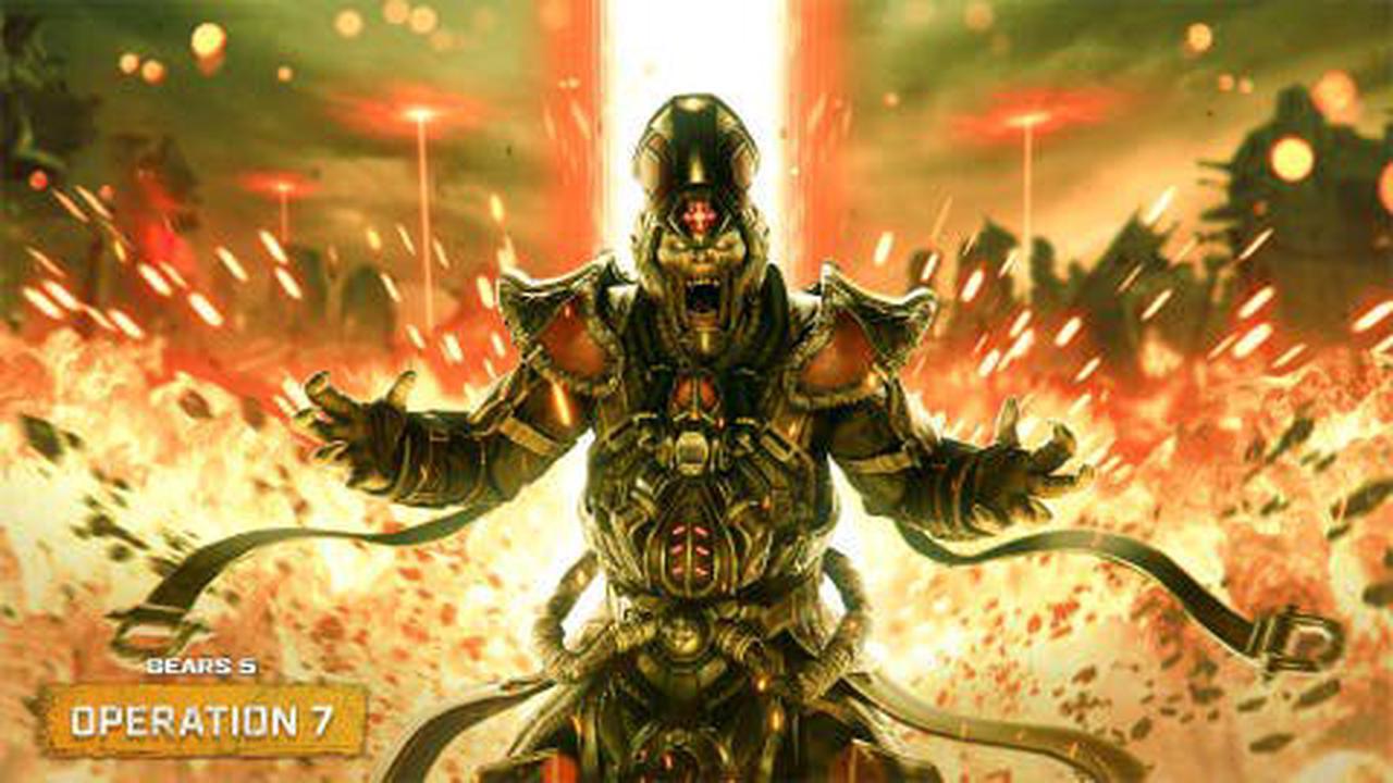 Gears 5: l'Opération 7 met en scène Ukkon et arrive avec une mauvaise nouvelle