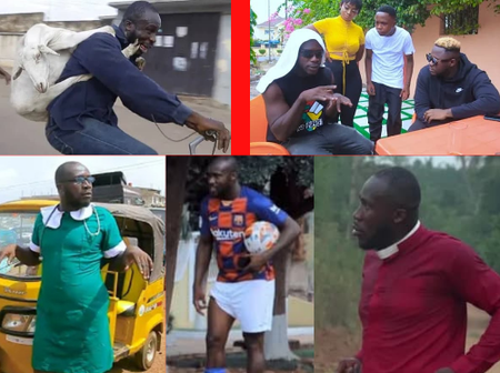 8 Hilarious Roles Ras Nene Played That Made Ghanaians Love Him More