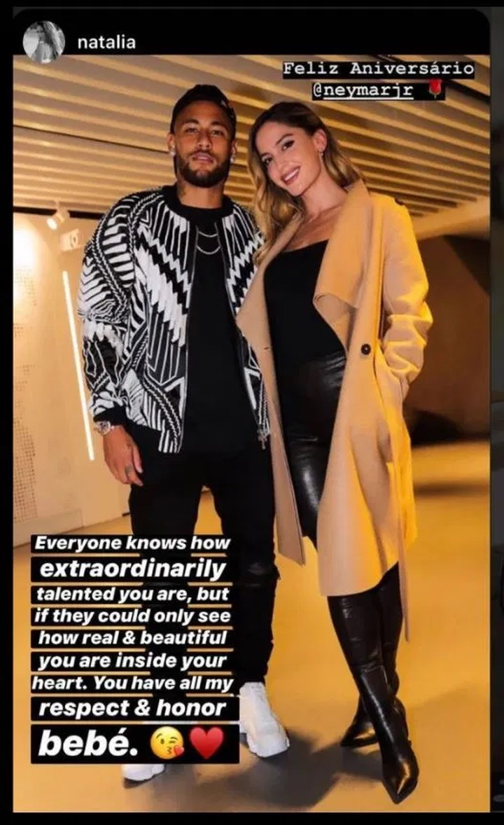 Check out Neymar?s stunning new girlfriend who he met at one of his lavish birthday parties (photos)