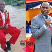 Ezekiel Mutua Sparks Mixed Recatioms Online After he Said This About Singer Embarambara