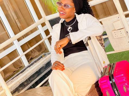 Momee Gombe Shares New Stunning Pictures. [Check Photos]
