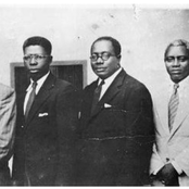 Ghanaian heroes that fought for Ghana's Independence in 1957.