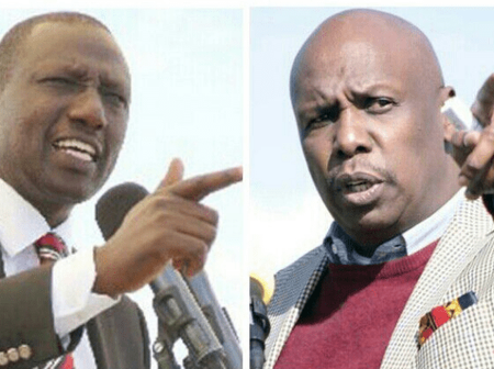 Dp Ruto And Senator Gideon Moi Urged To Unite For The Sake Of Their Community