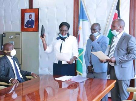 Bomet County Secretary Has Been Fired