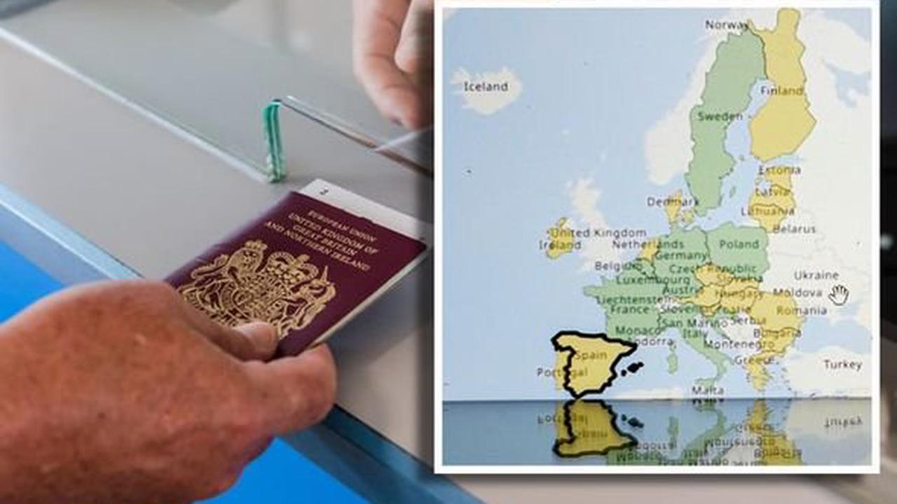 Expats calculator: How long can you stay in EU? Schengen calculator made for Brit citizens
