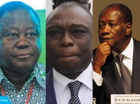 KKB pourra-t-il rétablir le dialogue entre Ouattara et Bédié suspendu depuis mi-novembre ?