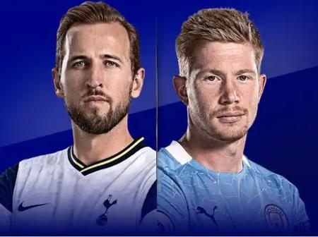 Tottenham vs Man City: match preview, kick off time, team news