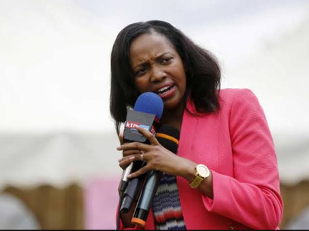 Susan Kihika Blasts The Government After It Banned Use Of Vaccines Brought In By Individuals.