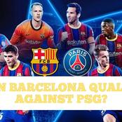 Opinion: Two Areas FC Barcelona Need To Work On If They Want To Defeat PSG On Wednesday And Qualify