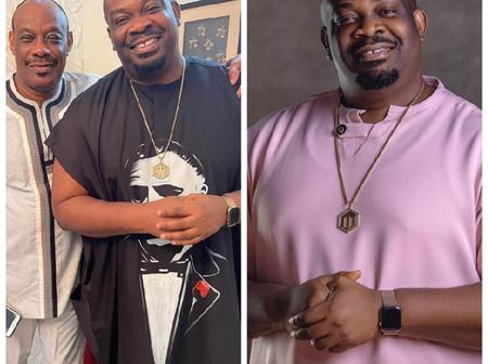 Don Jazzy is truly Carbon copy of his Father, Collins Enebeli. (See lovely photos)