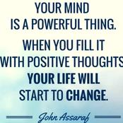 OPINION: How To Build A Positive Mindset