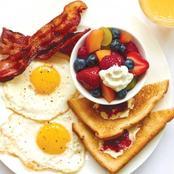 اذا كنت تمارس الرياضه عليك تناول وجبه الافطار اولا لهذه الاسباب...