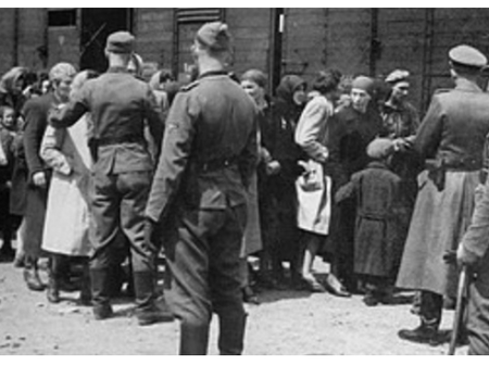 Check out how Nazis treated their prisoners during the war