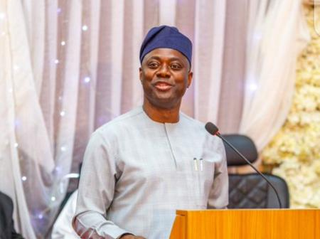 Reactions After Governor Seyi Makinde Presented The 2021 Budget Proposal Today