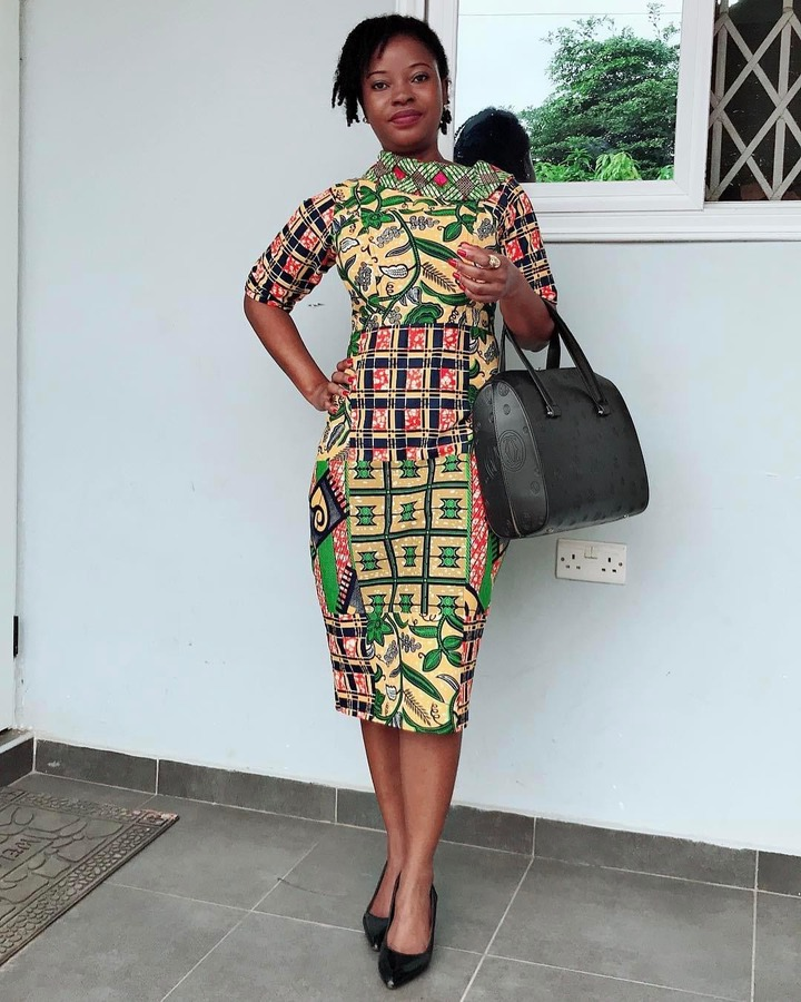 7f4250c80ee823a011850cd9709a957f?quality=uhq&resize=720 - Indeed Time Heals: Have A Look At Barbara Mahama's Recent Photos And See How She Is Doing (Photos)