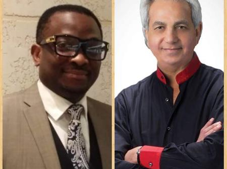 Life's lessons from Pastor Benny Hinn's recent encounter with Jesus - UK-Based Pastor