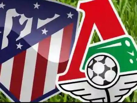 Lokomotiv vs Athletico Madrid makes history.