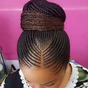 50 Latest Ghana Weaving Hairstyles for you