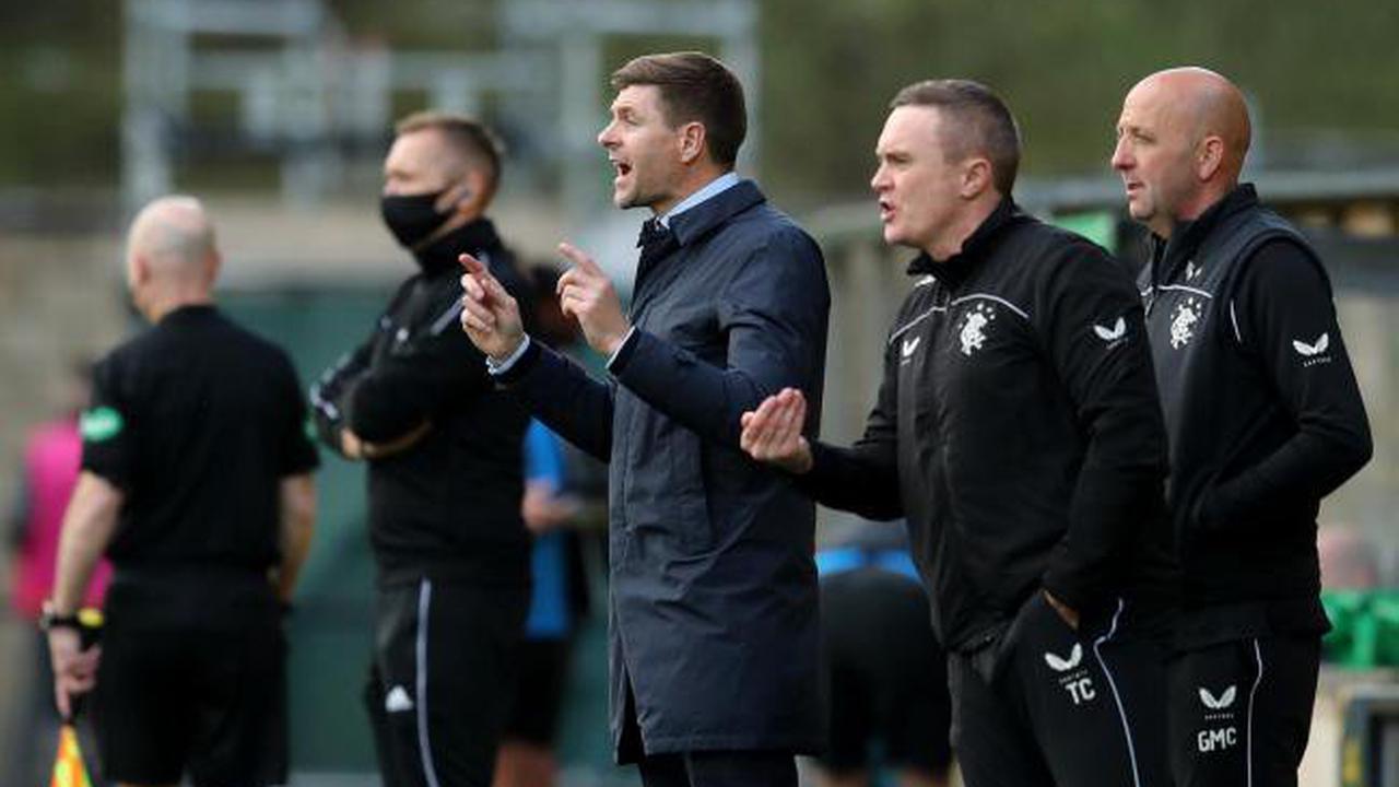 Steven Gerrard gives 'faultless' verdict over 'can play anywhere' Rangers star