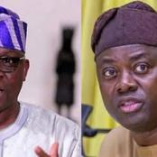 Fayose Breaks Silence As He Said He Won't Attend Reconcilation Meeting With Makinde. See why.