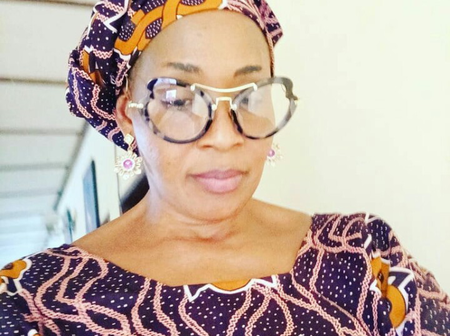 Kemi Olunloyo reveals the state in Nigeria she wishes to visit before her death.