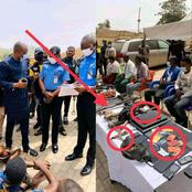 See What Was Found In Possession Of These Thieves After They Were Caught That Caused Reactions