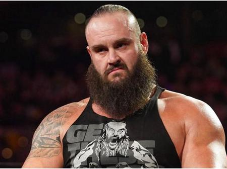 Photo: Braun Strowman Drops More Weight And Shows Off His Ripped Physique