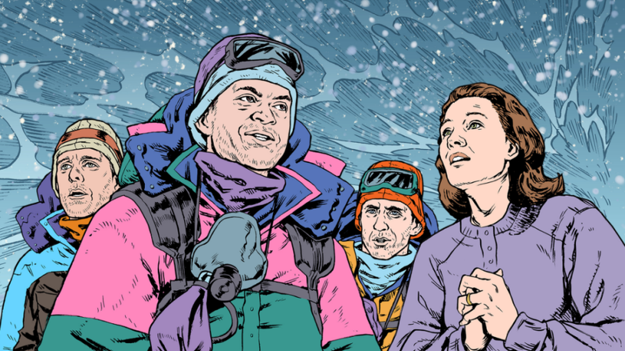 Opera Parallèle: 'Everest' as Graphic Novel Opera Film - 2021 Music@Menlo: Gather - SF Mime Troupe: Tales of the Resistance, Volume 2: Persistence